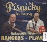 Rangers Písničky do kapsy - Rangers & Plavci (3CD + 1DVD Edice)