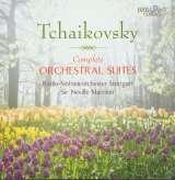 Čajkovskij Petr Iljič Complete Orchestral Suites