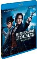 Law Jude Sherlock Holmes: Hra stínů (Game of Shadows) - BLU-RAY