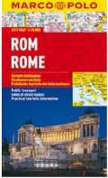 Marco Polo Rom/Rome - City Map 1:15000