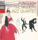Modern Jazz Quartet Fontessa -Hq-