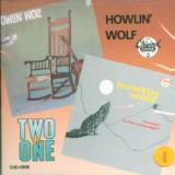 Howlin' Wolf Moanin'in The Moonlight