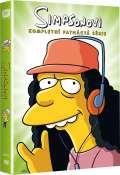 Bontonfilm a.s. Simpsonovi 15. (Complete Season 15) - 4DVD