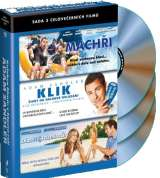 Aniston Jennifer Adam Sandler Kolekce - 3DVD