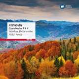 Beethoven Ludwig Van Symphonies No. 2 & 4