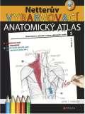 Computer Press Netterův vybarvovací anatomický atlas