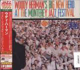 Herman Woody & Orchestra Big New Herd At The Monterey Jazz Festival