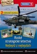 Filmexport Zbraně Ruska: Nejlepší z nejlepších + Ruské strategické letectvo - DVD digipack