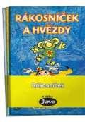Smetana Zdeněk Rákosníček - kolekce 3 DVD