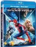 Foxx Jamie Amazing spider Man 2 - 2BLU-RAY (3D+2D)