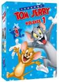 Magic Box Tom a Jerry kolekce 4DVD