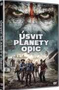 Acevedo Kirk Úsvit planety opic