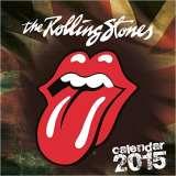 Rolling Stones =Calendar=-2015 Calendar