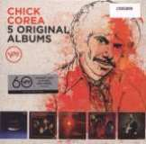 Corea Chick 5 Original Albums -Ltd-