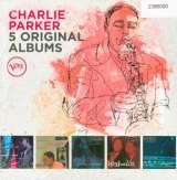 Parker Charlie 5 Original Albums -Ltd-