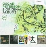 Peterson Oscar-5 Original Albums