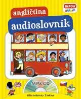 Infoa Angličtina - audioslovník + CDmp3