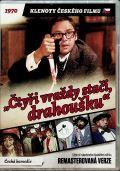 """Bohemia Motion Pictures """"Čtyři vraždy stačí, drahoušku"""" - DVD"""
