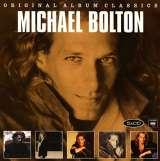 Bolton Michael Original Album Classics Box set