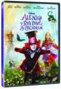 Depp Johnny Alenka v říši divů: Za zrcadlem