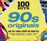V/A 100 Hits - 90s Originals (5CD)