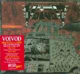Voivod-Rrroooaaarrr (Deluxe Expanded Edition) (2CD+DVD) Box set