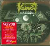 Voivod-Killing Technology (Deluxe Expanded Edition) (2CD+DVD) Box set