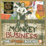 "Warner Music Monkey Business: 10x7"" Vinyl Box Set"