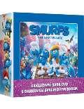 3 DVD Šmoulové 1-3 LUNCH BOX