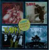 Kabát Original Albums Vol. 2 (4CD)