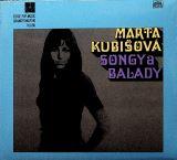 Kubišová Marta Songy a balady