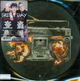 Green Day Revolution Radio (picture Vinyl)