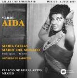 Callas Maria-Verdi: Aida (mexico, 03/07/1951)