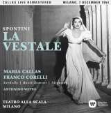 Callas Maria-Spontini: La Vestale (milano, 07/12/1954)