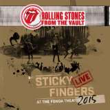 Rolling Stones Sticky Fingers Live At The Fonda Theatre (3LP+DVD)
