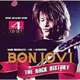 Bon Jovi Rock History (Digipack)