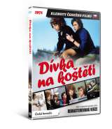 Dívka na koštěti - DVD