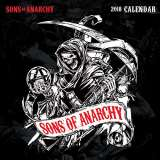 Sons Of Anarchy Official 2018 Calendar
