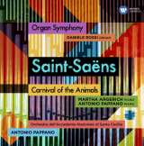 Argerich Martha; Rossi Daniele - Saint-Saens: Organ Symphony And Carnival Of The Animals