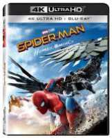 Keaton Michael Spider-Man: Homecoming - 2BLU-RAY UHD
