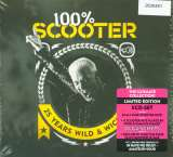 Scooter 100% Scooter - 25 Years Wild & Wicked (5CD, Digipack)