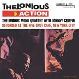 Thelonious Monk-In Action
