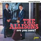 Allisons Are You Sure -Bonus Tr-