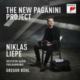 Liepe Niklas - New Paganini Project Double CD