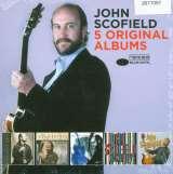 Scofield John-5 Original Albums