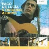 Lucía Paco De 5 Original Albums
