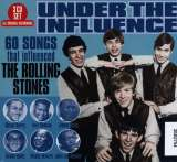 Big 3 Under The Influence - 60 Songs That Influenced The Rolling Stones (Box 3CD)