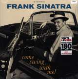 Sinatra Frank Come Swing With Me