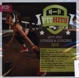 Různí interpreti Fit Hits - Hity pro fitness & jogging 2018 (2CD)