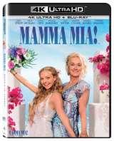 Phyllida Lloyd Mamma Mia! (Edice k 10. výročí, 4K Ultra HD+Blu-ray)
